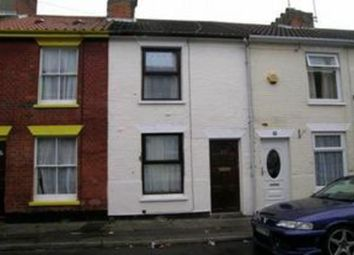 Thumbnail 2 bedroom terraced house to rent in Reeve Street, Lowestoft