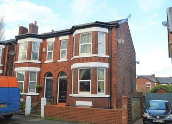 Thumbnail 3 bed semi-detached house for sale in Kennerley Road, Stockport