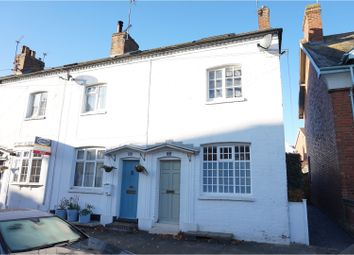 Thumbnail 3 bed end terrace house for sale in Weir Road, Leicester