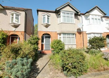 Thumbnail 3 bed semi-detached house for sale in Malden Hill, New Malden