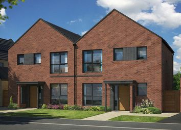 "Thumbnail 3 bed semi-detached house for sale in ""The Elm"" at Mount Ridge, Birtley, Chester Le Street"