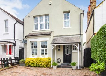 Thumbnail 4 bedroom detached house for sale in Summer Road, East Molesey