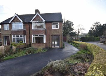 Thumbnail 3 bed semi-detached house to rent in Lodge Drive, Belper