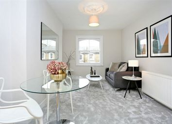Thumbnail 1 bed flat for sale in Overstone Road, Brackenbury Village, Hammersmith