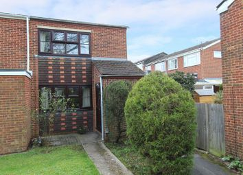 Thumbnail 2 bed end terrace house for sale in Wessex Gardens, Romsey