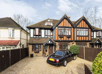 Thumbnail 6 bed semi-detached house for sale in Roehampton Vale, London, London