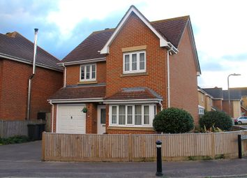 Thumbnail 3 bed detached house for sale in Fitzroy Drive, Lee-On-The-Solent