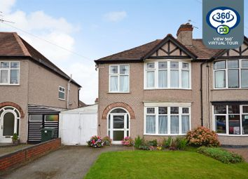 3 bed semi-detached house for sale in Green Lane North, Green Lane, Coventry CV3