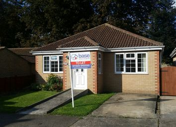 Thumbnail 2 bed bungalow to rent in Mayall Court, Waddington