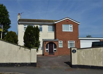 Thumbnail 4 bedroom detached house for sale in Exeter Road, Teignmouth, Devon
