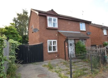 Thumbnail 2 bed semi-detached house for sale in Duxbury Rise, Leeds, West Yorkshire