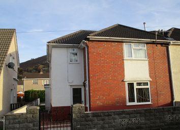 Thumbnail 3 bedroom semi-detached house for sale in Varteg Road, Ystalyfera, Swansea.