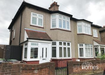 Thumbnail 1 bed semi-detached house to rent in Lee Avenue, Chadwell Heath