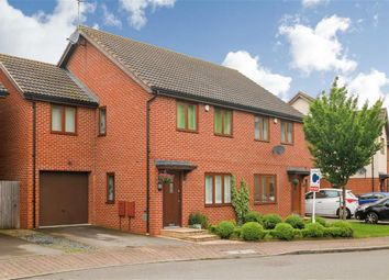 4 bed semi-detached house for sale in Laxfield Drive, Broughton, Milton Keynes MK10