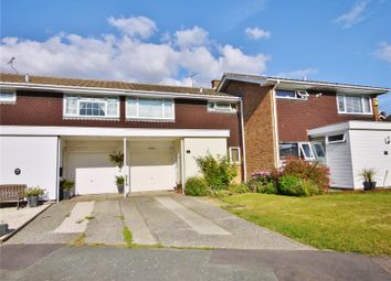 Thumbnail 3 bed terraced house for sale in Luthers Close, Kelvedon Hatch, Brentwood, Essex