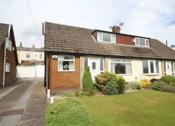 Thumbnail 3 bed semi-detached house for sale in St Barnabas Drive, Littleborough, Rochdale
