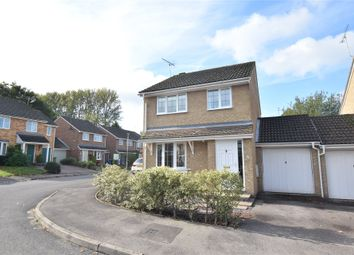 Thumbnail 3 bed link-detached house for sale in Merlin Clove, Winkfield Row, Berkshire