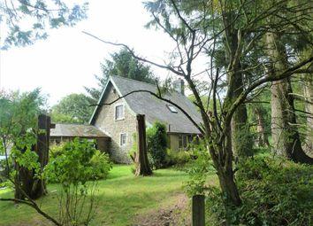 Thumbnail 2 bed detached house for sale in Gelli Oerfel, Llanafan Fawr, Builth Wells, Powys