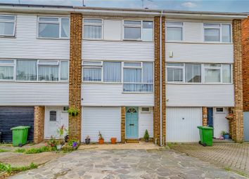 Thumbnail 4 bed terraced house for sale in Meadow Rise, Billericay, Essex