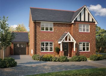 Thumbnail 4 bed detached house for sale in Duxbury Manor Way, Chorley