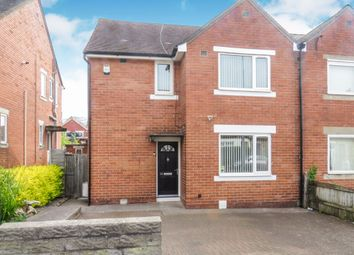Thumbnail 3 bed semi-detached house for sale in Palmerston Road, Barry