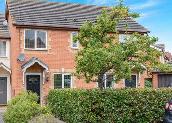 Thumbnail 2 bedroom terraced house for sale in Lornas Field, Hampton Hargate, Peterborough