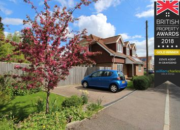 Thumbnail 4 bed detached house for sale in Evergreen Close, Higham, Rochester