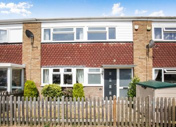 3 bed terraced house for sale in Ross Way, Slip End, Luton LU1