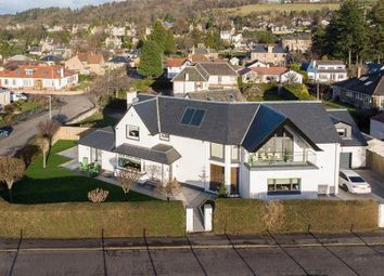 Thumbnail 5 bed detached house for sale in Airthrey Avenue, Bridge Of Allan, Stirling, Scotland