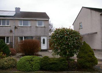 Thumbnail 3 bedroom semi-detached house for sale in Hestan Road, Dalbeattie