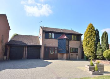 Thumbnail 4 bed detached house for sale in Langdon Hills, Essex