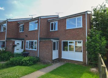 Thumbnail 3 bed end terrace house to rent in Roundhead Drive, Lea Park, Thame, Oxfordshire