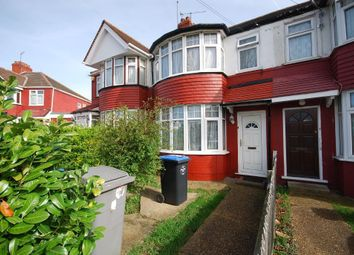 Thumbnail 3 bedroom terraced house to rent in Lancelot Road, Wembley, Middlesex