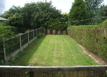 Thumbnail 2 bed terraced house to rent in 22 Northwich Road, Weaverham, Northwich, Cheshire