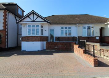 Thumbnail 2 bed semi-detached bungalow for sale in Hacton Drive, Hornchurch