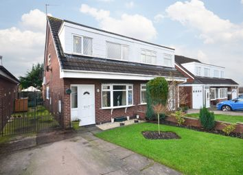 Thumbnail 3 bed semi-detached house for sale in Forrister Street, Meir Hay, Stoke-On-Trent