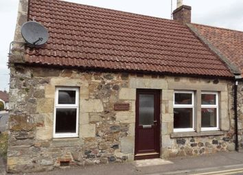 Thumbnail 1 bed cottage to rent in Lomond Road, Freuchie, Fife