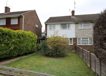 Thumbnail 3 bed detached house to rent in Chandlers Way, Hertford