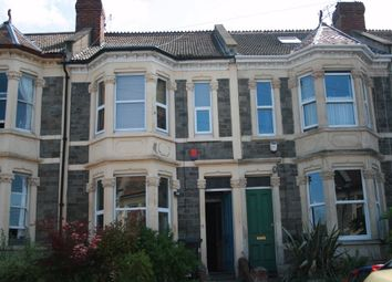 Thumbnail 3 bed terraced house to rent in Somerset Road, Knowle, Bristol