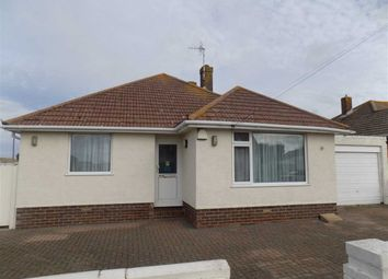 Thumbnail 3 bed bungalow for sale in Roundhay Avenue, Peacehaven