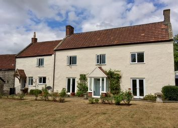 Thumbnail 4 bed detached house to rent in Lower Milton, Wookey Hole, Wells