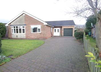 Thumbnail 3 bed detached bungalow for sale in Spey Drive, Auckley, Doncaster