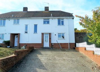 Thumbnail 3 bed semi-detached house for sale in Leybourne Avenue, Northbourne, Bournemouth