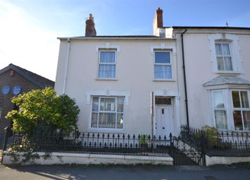 Thumbnail 4 bedroom semi-detached house for sale in Napier Street, Cardigan