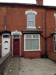 Thumbnail 5 bedroom terraced house to rent in Heeley Road, Selly Oak