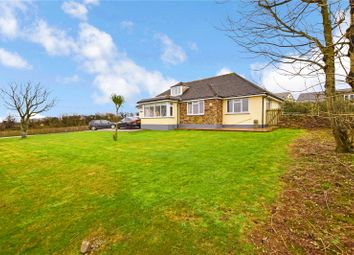 Thumbnail 5 bed bungalow for sale in St. Breock, Wadebridge