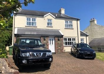 Thumbnail 4 bed detached house for sale in Laxey, Isle Of Man