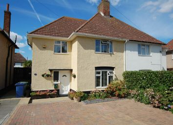 Thumbnail 3 bed semi-detached house for sale in Poynder Road, Tilbury