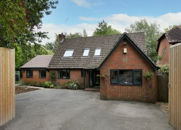 Thumbnail 5 bed detached house for sale in Rooksbury Road, Andover