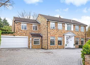 Thumbnail 6 bed detached house for sale in Crosby Hill Drive, Camberley, Surrey